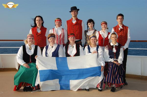 شادترین کشورها در جهان -فنلاند