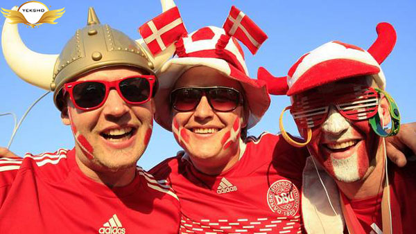 شادترین کشورهای جهان - دانمارک