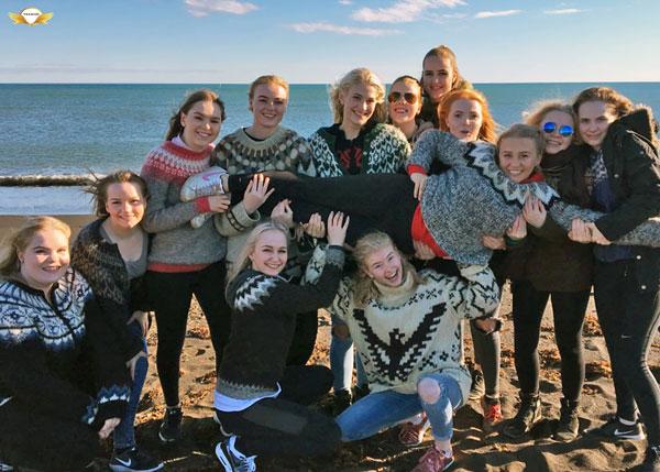شادترین کشورهای جهان - ایسلند