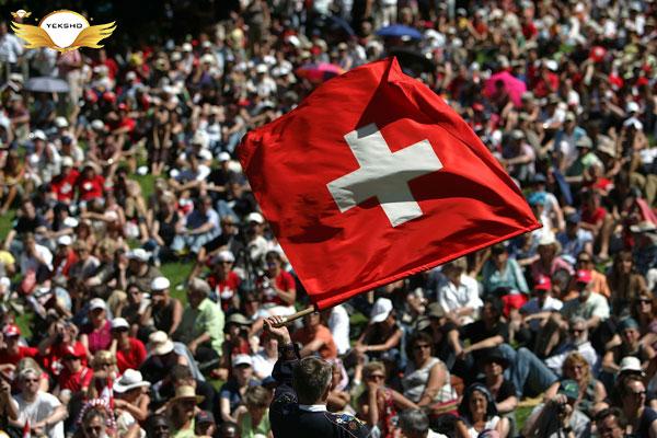 شادترین کشورها در جهان - سوئیس