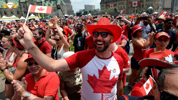 شادترین کشورها در جهان - کانادا