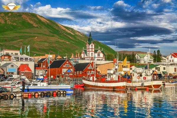 ایسلند - ثروتمندترین کشورهای جهان