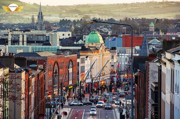 ایرلند - ثروتمندترین کشورهای جهان
