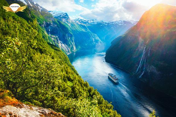 نروژ - ثروتمندترین کشورهای جهان