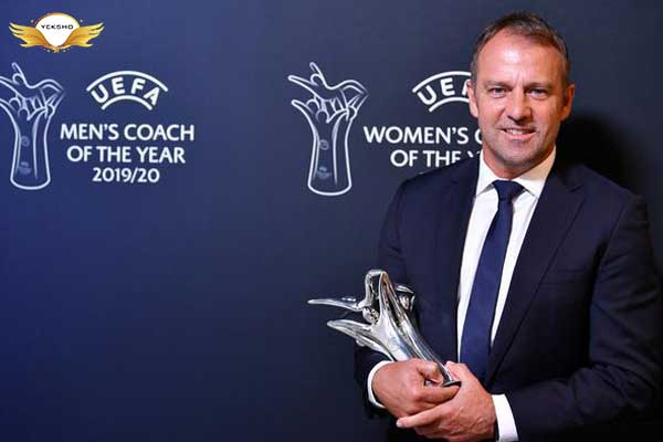 هانس دیتر فلیک و جایزه بهترین مربی