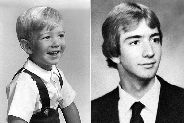 جف بزوس در کودکی و نوجوانی